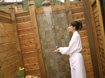 Calistoga Ranch outdoor spa in every room